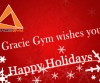 Gracie Gym Holiday Schedule
